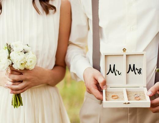 Das perfekte Hochzeitsgeschenk für das dich deine Gäste lieben