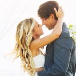 Hochzeitsbräuche - Alt, neu, geborgt, blau
