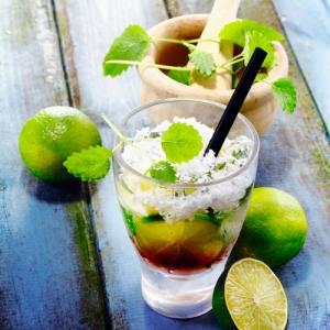 alkoholfreier Cocktail - Schwanger heiraten