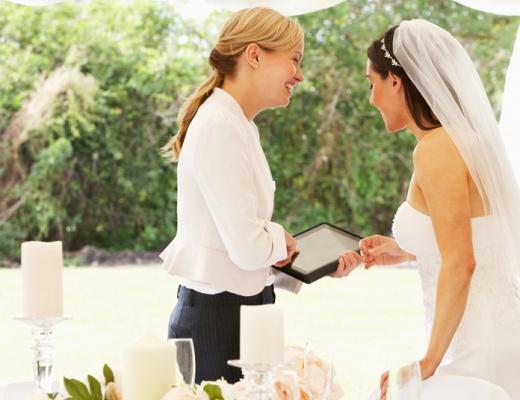7 Infos über Hochzeitsplaner