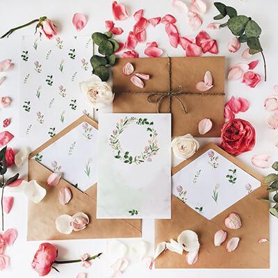 Fehler vermeiden bei der Hochzeitseinladung