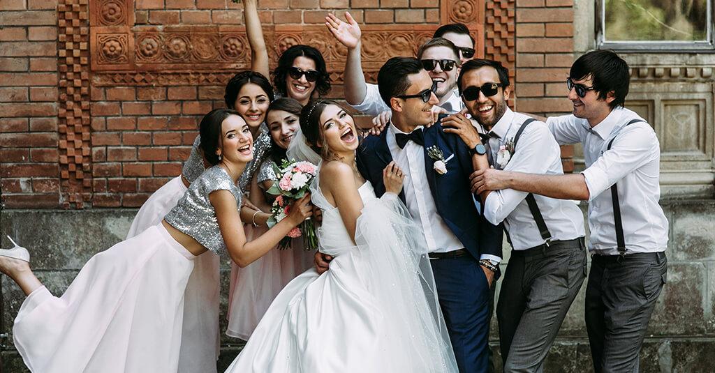 Idee  Hochzeitsfoto