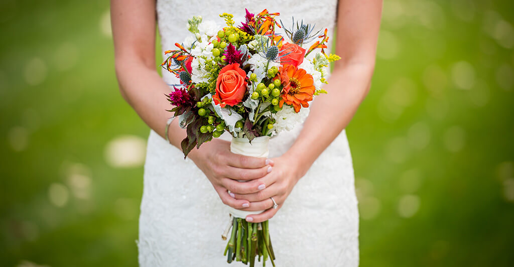 Hochzeit Checkliste - Brautstrauß