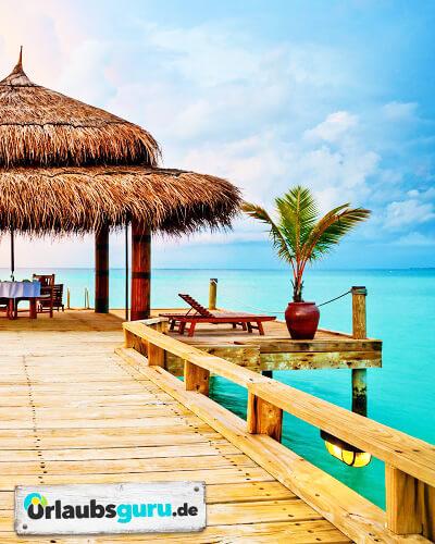 Die schönsten Ziele für die Flitterwochen - Malediven