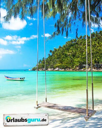 Die schönsten Ziele für die Flitterwochen - Thailand