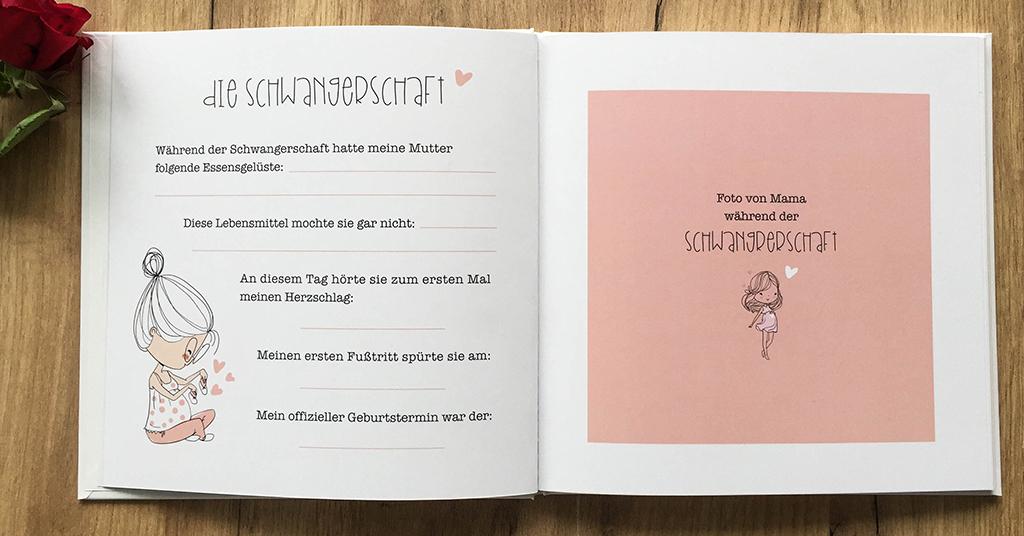 Babytagebuch Hallo Welt Die Schwangerschaft