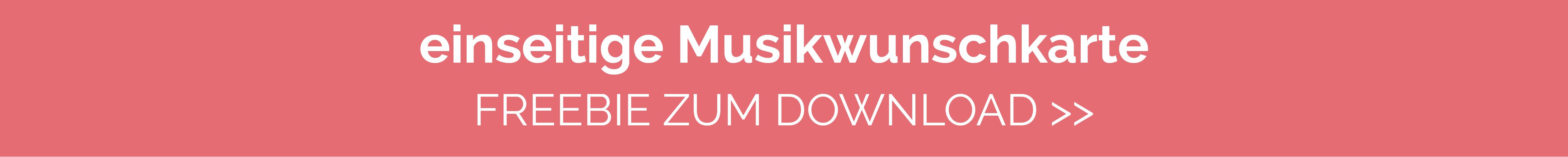 Hochzeit Musik - Downloadbutton 3