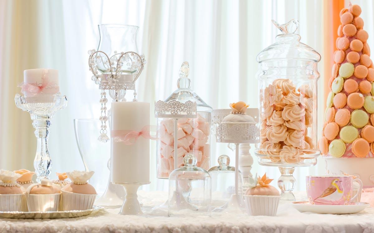 Candybar - Hochzeitsdeko
