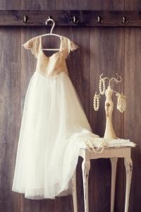 Brautkleid - Etwas Neues