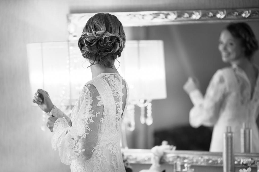 Brautfrisur - Mit einem guten Stylisten zum Traum-Hochzeitslook
