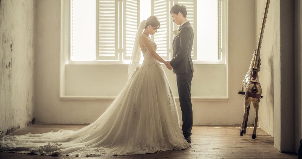 Hochzeitsbräuche - Das Alte