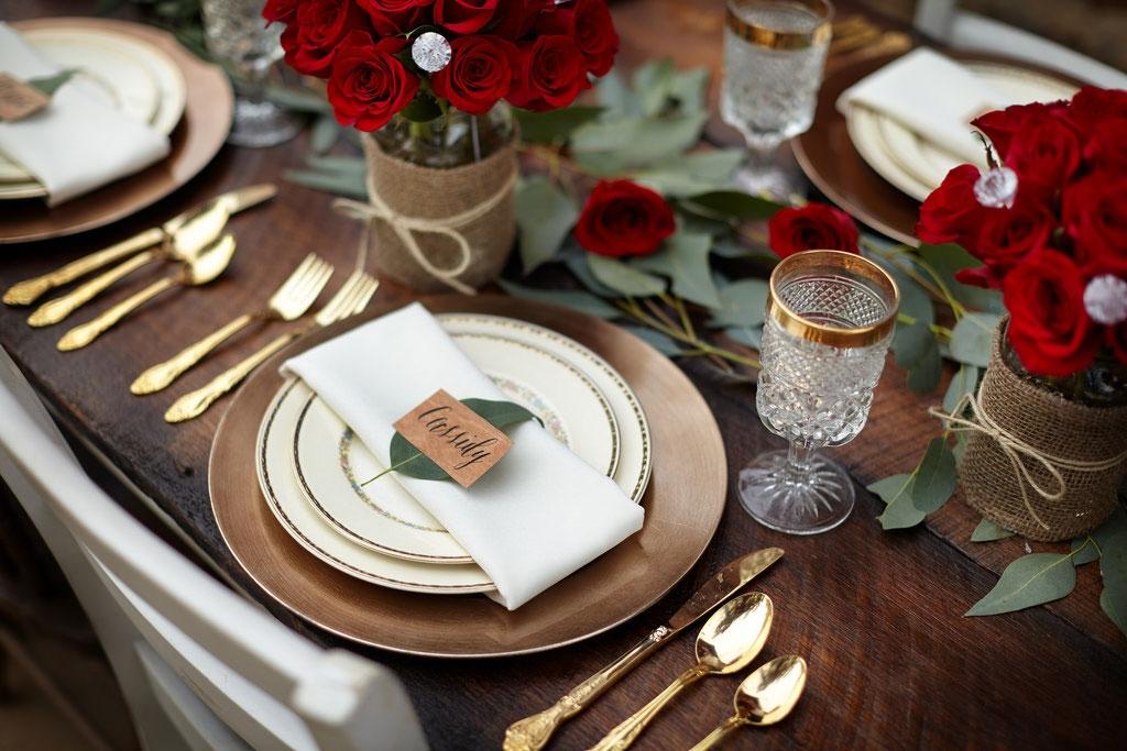 Hochzeitscheckliste - Sitzordnung