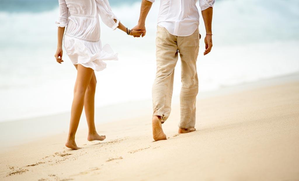 Checkliste Hochzeit - Flitterwochen