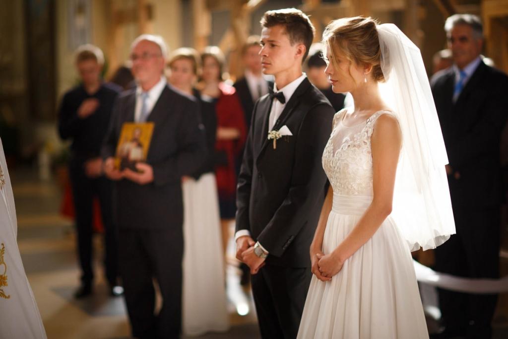 Hochzeitsvideo Kirchliche-Trauung