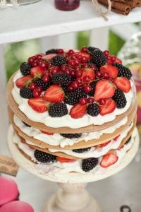 Hochzeitscheckliste - Torte