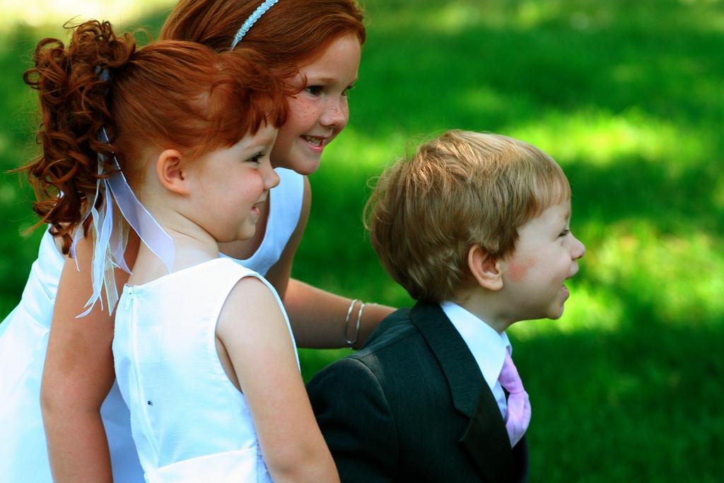 Kinder Hochzeit - Spiele
