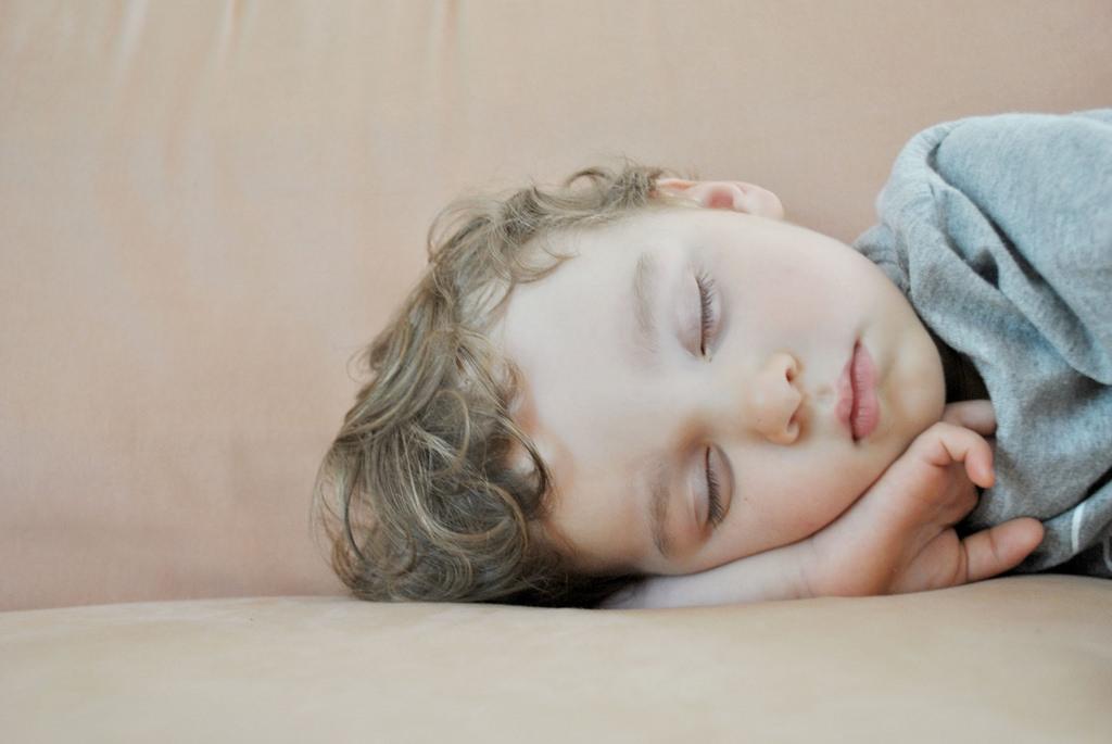 Kinder Hochzeit - schlafen